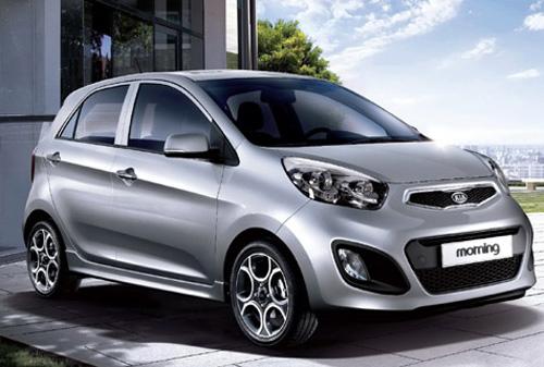 Top 10 xe giá rẻ cho người Việt - 2