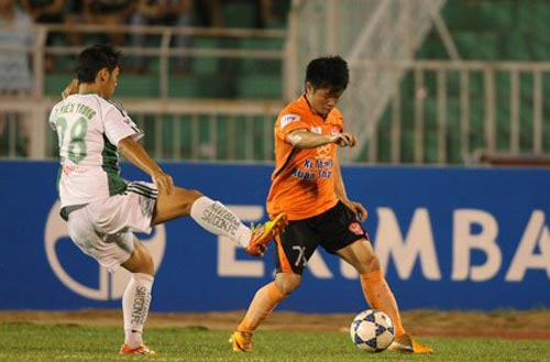 """Văn Quyến&giai thoại về """"gánh hát"""" Sài Gòn FC - 2"""