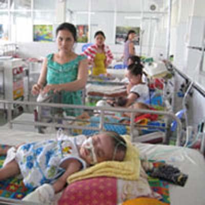 Viêm não do virus Herpes tấn công trẻ em - 2