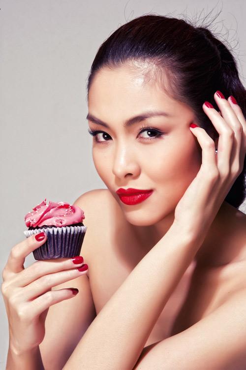 Học sao Việt để tóc đẹp ngày hè - 11
