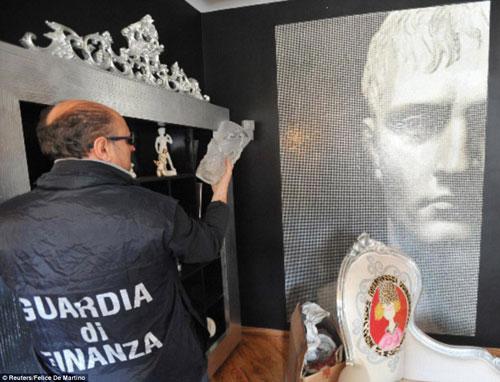 Ngắm biệt thự xa hoa của trùm mafia Italia - 7