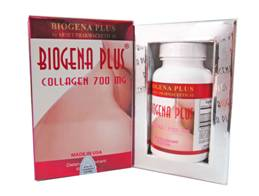 Biogena Plus gip duy tr gng mt kh i, Lm p, 