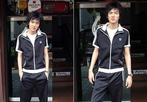Sốt vì ảnh quá khứ của Lee Min Ho - 1