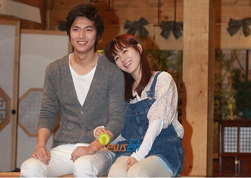 Sốt vì ảnh quá khứ của Lee Min Ho - 3