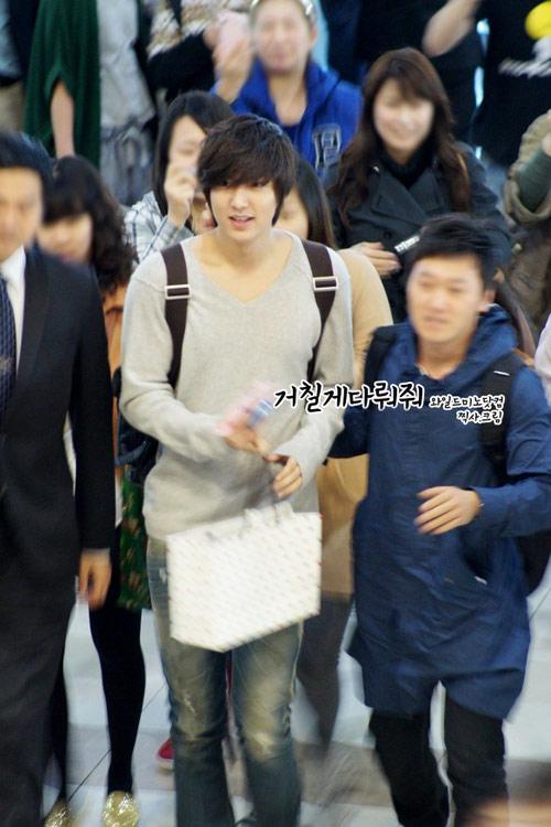 Sốt vì ảnh quá khứ của Lee Min Ho - 6
