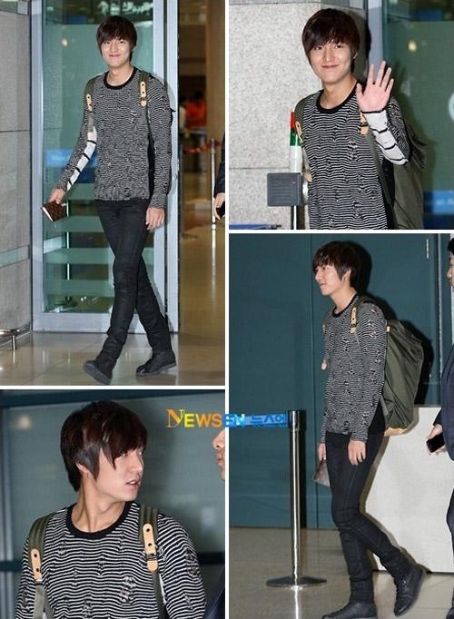 Sốt vì ảnh quá khứ của Lee Min Ho - 4