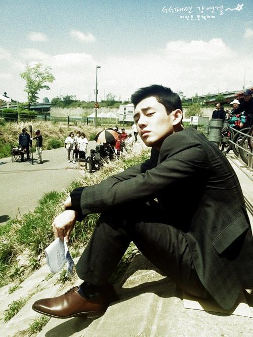 Sốt vì ảnh quá khứ của Lee Min Ho - 12