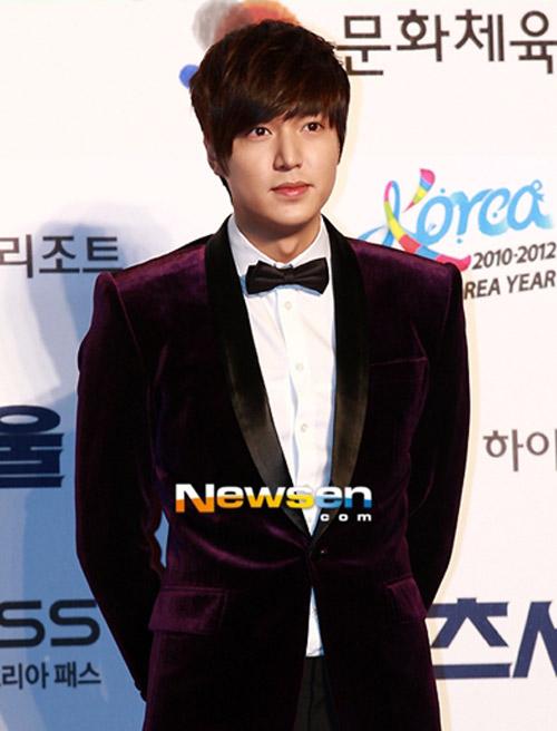 Sốt vì ảnh quá khứ của Lee Min Ho - 7
