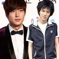 Sốt vì ảnh quá khứ của Lee Min Ho