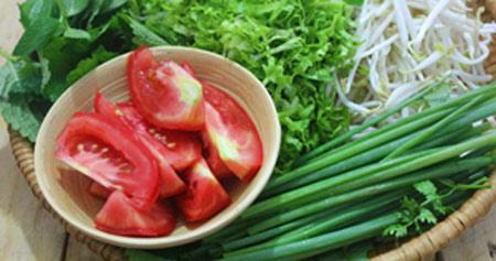 Cách làm bún riêu tôm thịt đậm đà đơn giản - 10