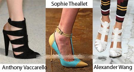 12 mẫu giày, guốc không thể bỏ qua - 4