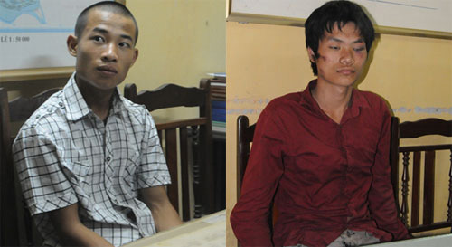 Cướp tiệm vàng ở Hưng Yên: Khởi tố 2 bị can - 1
