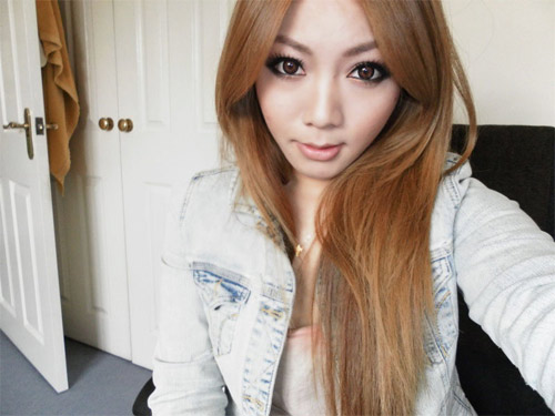 Cô gái gốc Hoa yêu làm đẹp và thời trang - 3