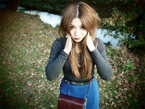 Cô gái gốc Hoa yêu làm đẹp và thời trang - 4