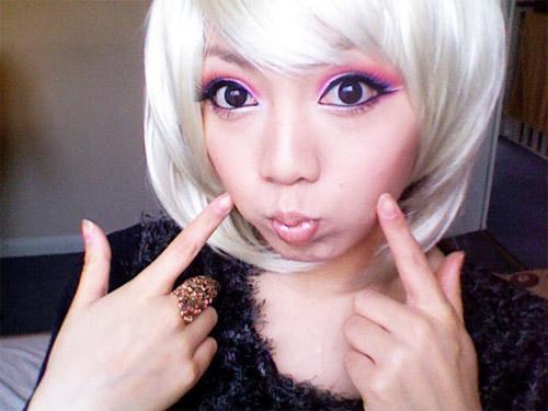 Cô gái gốc Hoa yêu làm đẹp và thời trang - 8