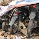 Tin tức trong ngày - Hàng trăm xe vi phạm thành sắt vụn