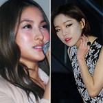 Làm đẹp - Sao Hàn xấu thậm tệ vì trang điểm