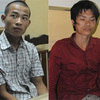 Cướp tiệm vàng ở Hưng Yên: Khởi tố 2 bị can
