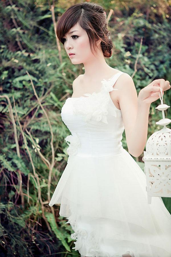 Hot girl Việt đẹp như búp bê baby - 19