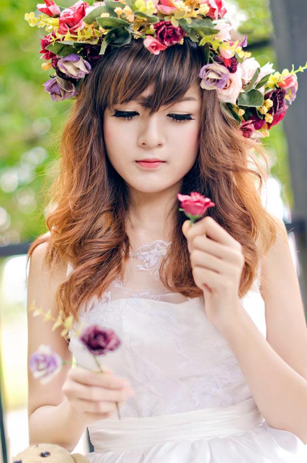 Hot girl Việt đẹp như búp bê baby - 2