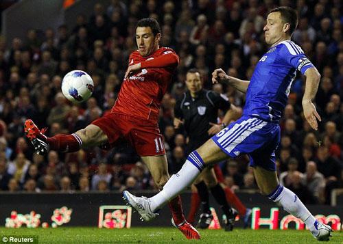 Terry nhiều khả năng không được dự Euro - 1