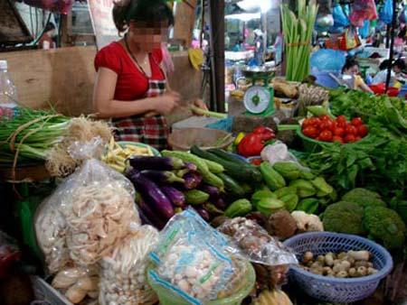 Nhiều loại nấm ở chợ từ Trung Quốc - 1