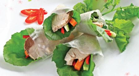 Món ngon từ cải trời xanh mướt, lạ miệng - 3