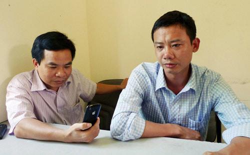 VOV lên tiếng vụ 2 nhà báo bị hành hung - 1
