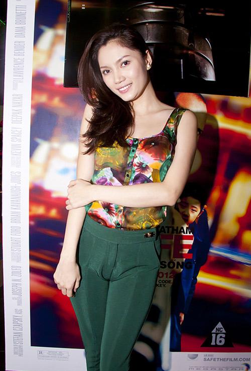 Chan Than San nhí nhảnh hậu scandal - 10