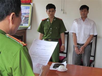 Bắt 7 nghi can vụ phá rừng ở Hà Tĩnh - 1