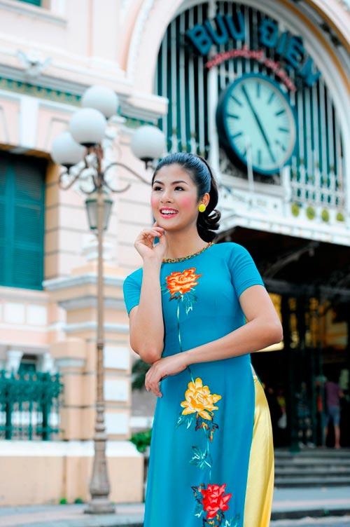 Hoa hậu Việt nói gì về tình, tiền? - 2