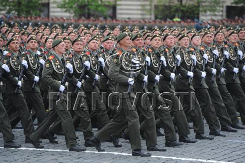 Nga duyệt binh rầm rộ mừng chiến thắng phát xít - 5