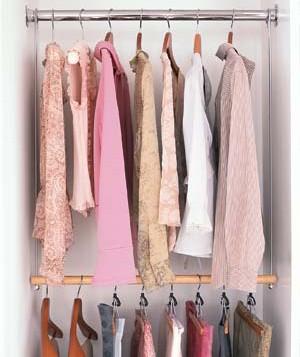 17 mẹo nhỏ cho tủ quần áo ngăn nắp - 1