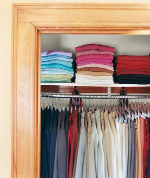 17 mẹo nhỏ cho tủ quần áo ngăn nắp - 13