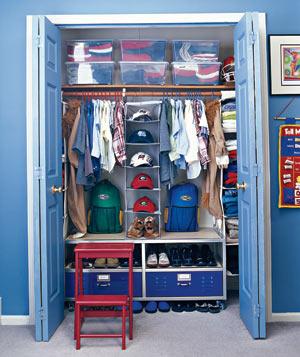 17 mẹo nhỏ cho tủ quần áo ngăn nắp - 14