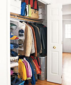 17 mẹo nhỏ cho tủ quần áo ngăn nắp - 20
