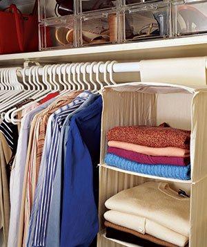 17 mẹo nhỏ cho tủ quần áo ngăn nắp - 3