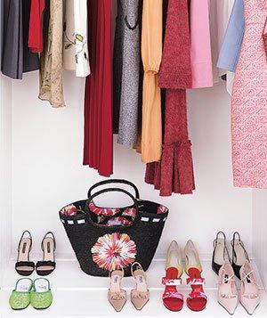 17 mẹo nhỏ cho tủ quần áo ngăn nắp - 7