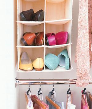17 mẹo nhỏ cho tủ quần áo ngăn nắp - 8