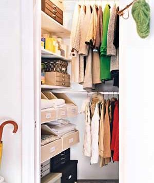 17 mẹo nhỏ cho tủ quần áo ngăn nắp - 23
