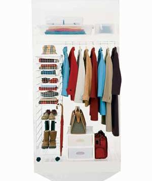 17 mẹo nhỏ cho tủ quần áo ngăn nắp - 24
