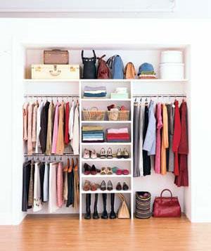 17 mẹo nhỏ cho tủ quần áo ngăn nắp - 25