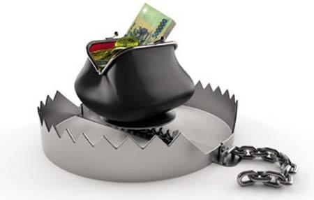 Lãi suất tín dụng đen gần... 150%/năm - 1