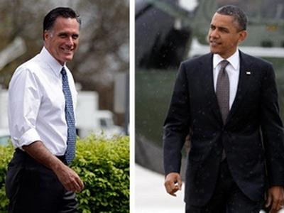 Bầu cử Mỹ: Obama tăng khoảng cách với Romney - 1