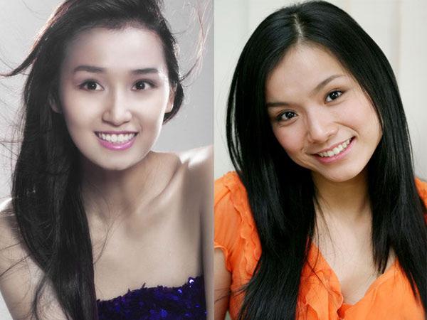 Những cặp sao Việt như chị em sinh đôi - 20
