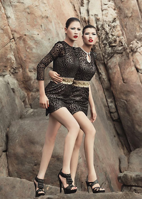 Những cặp sao Việt như chị em sinh đôi - 21