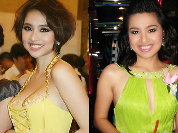 Những cặp sao Việt như chị em sinh đôi - 10