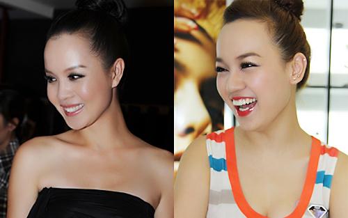 Những cặp sao Việt như chị em sinh đôi - 13