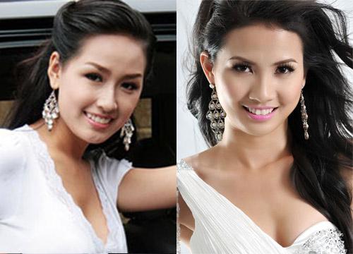 Những cặp sao Việt như chị em sinh đôi - 19