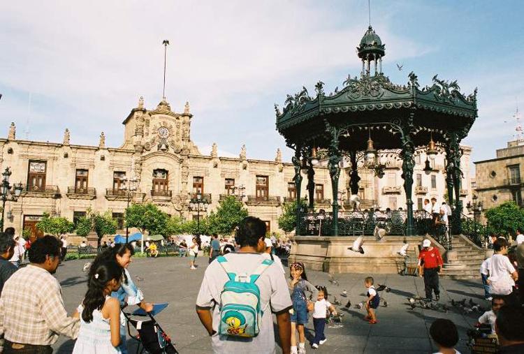 Guadalajara của Mexico là thành phố lớn thứ 64 trên thế giới.